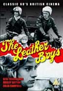 Leather Boys, The cover