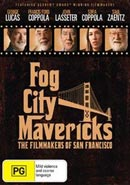 Fog City Mavericks - The Filmmakers of San Francisco cover