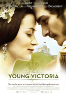 Young Victoria, The cover