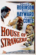 House of Strangers cover