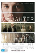 Daughter, The cover