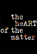 heART of the matter, The cover