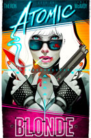 Atomic Blonde cover