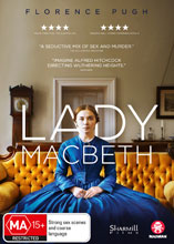 Lady Macbeth cover
