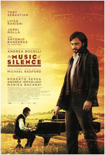 Music of Silence, The cover