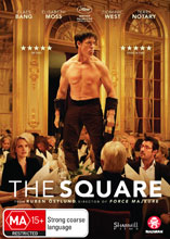Square, The cover