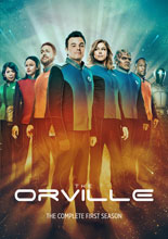 Orville, The (TV Series) cover