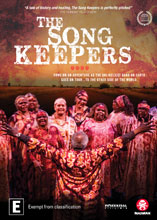Song Keepers, The cover