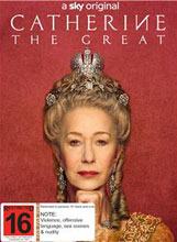 Catherine the Great (TV Mini-series) cover