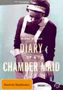 Diary of a Chambermaid cover