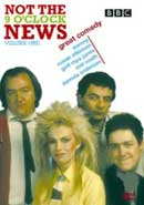 Not the Nine O'Clock News (TV Series) cover