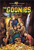 Goonies, The cover