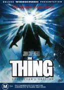Thing, The cover