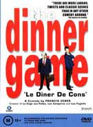 Dinner Game, The cover